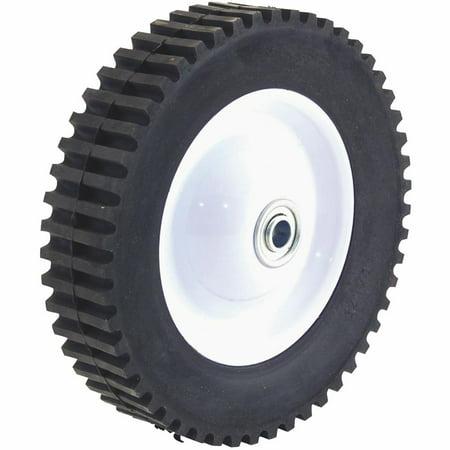 Arnold Corp. 8x1.75 Gear Tread Wheel 490-322-0006