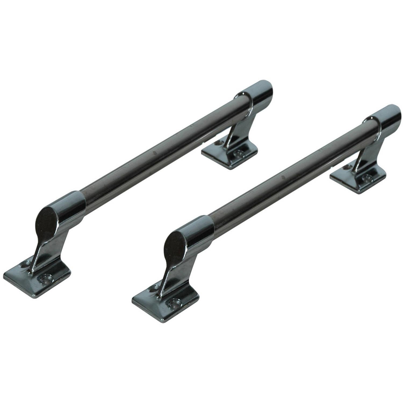 1002800 Highland Exterior Grab Bar Stainless Steel