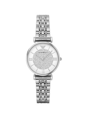 e45e43de0bf Product Image Emporio Armani Women s Retro Stainless Steel Quartz Watch  AR1925