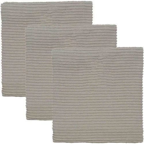 Now Designs Cotton Ripple Kitchen Towels, Set of 3 by Now Designs
