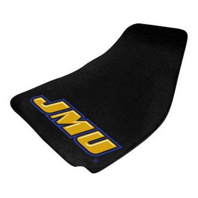 Front Car Mats - Set of 2 - James Madison University