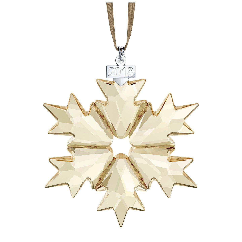 Swarovski SCS Christmas Ornament Annual Edition 2018 ...