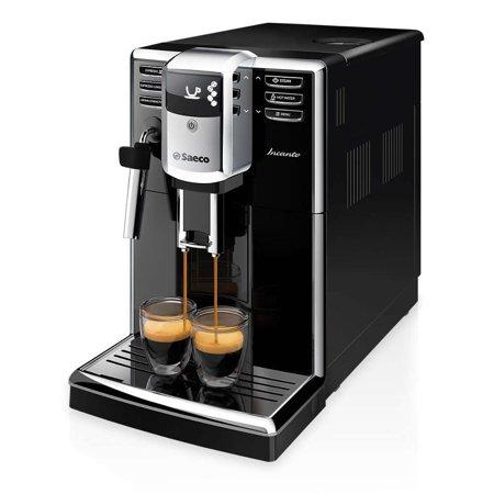 Saeco Incanto Super-Automatic Espresso Machine HD8911/48 Black ()