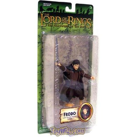 Fellowship Series - The Lord of the Rings Series 1 Frodo Baggins Action Figure