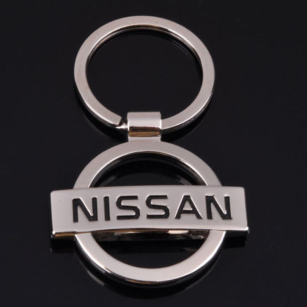 Metal Car Logo Key Chain Key Holder For Toyota/ For Mazda/ For Lexus/ For Opel - image 1 de 1
