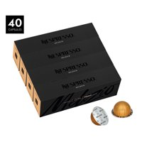 Nespresso Vertuo Coffee Capsules, Melozio - 40 Count