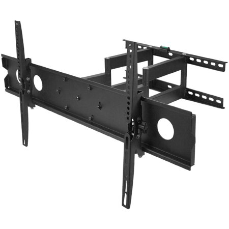 Siig Large Full Motion Tv Wall Mount For 42 Quot To 80 Quot Flat