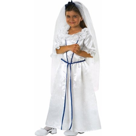 Child's Erika Bride Barbie Costume](Barbie Teen Costume)
