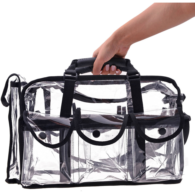 SHANY Pro MUA Large Rectangular Bag with Shoulder Strap