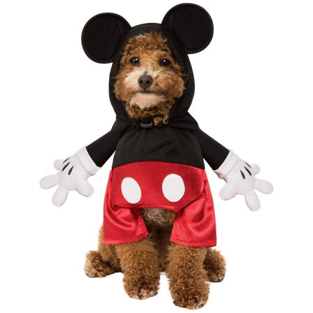 Mickey Mouse Walker Pet Costume](Mickey Mouse Halloween Scrubs)