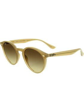 Ray-Ban Light Brown Sunglasses, RB2180-616613-49