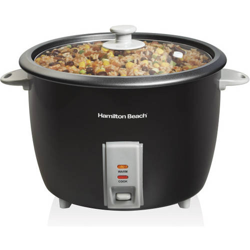 Hamilton Beach 30 Cup Rice Cooker | Model# 37550