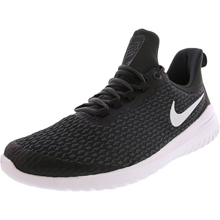 Nike Women's Renew Rival Black White Anthracite Ankle High Mesh Running Shoe 6M | Walmart Canada
