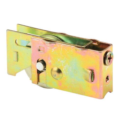 """Prime Line D1820 1-1/4"""" Steel Ball Bearing Sliding Door Roller Assembly"""