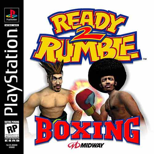 Ready 2 Rumble Boxing PSX ()
