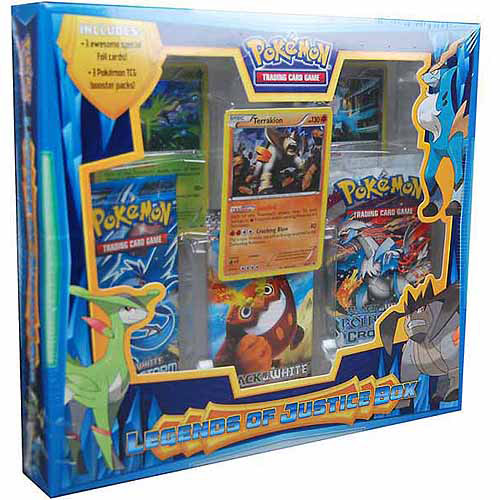 Pokemon Trading Card Game Legends of Justice Box by Pokemon