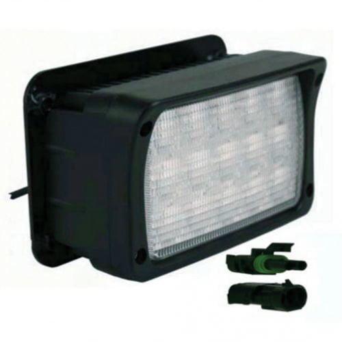 LED Work Light, Flood Beam, New, Case IH, 353657A1