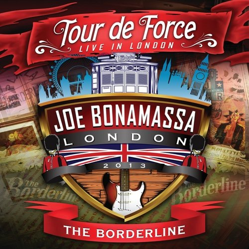 Tour De Force: Live In London - The Borderline (Music Blu-ray)
