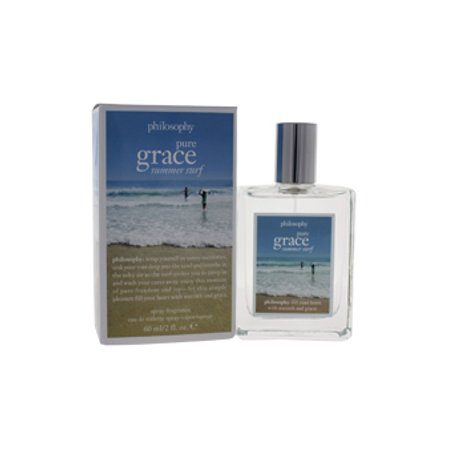 - Pure Grace Summer Surf Philosophy 2 oz EDT Spray For Women