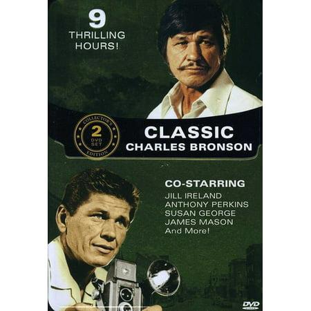 Classic Charles Bronson (Action Bronson Halloween)