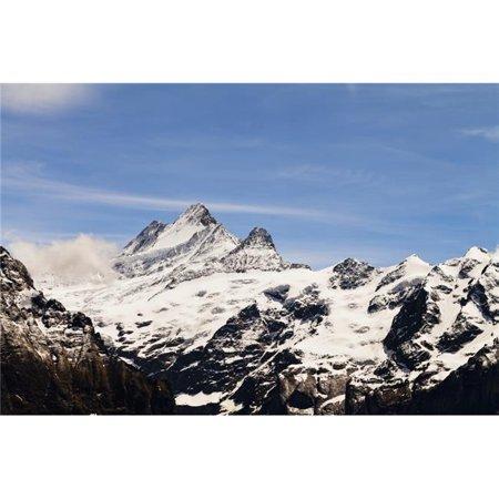 Posterazzi DPI12254508 Jungfrau - Grindelwald Bernese Oberland Switzerland Poster Print - 19 x 12 in. - image 1 of 1