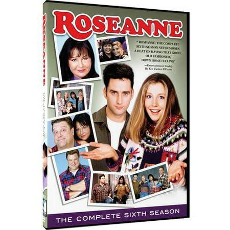 Roseanne: The Complete Sixth Season (Full Frame) (Roseanne Season 3 Halloween)
