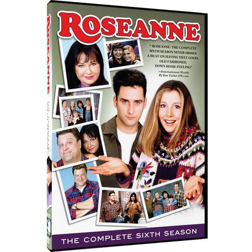 Roseanne: The Complete Sixth Season (Full Frame)