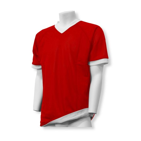 4 Away Soccer Jersey - Reversible jersey for flag football and soccer