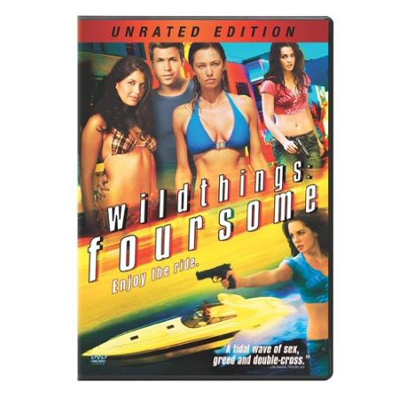 Wild Things: Foursome (DVD)