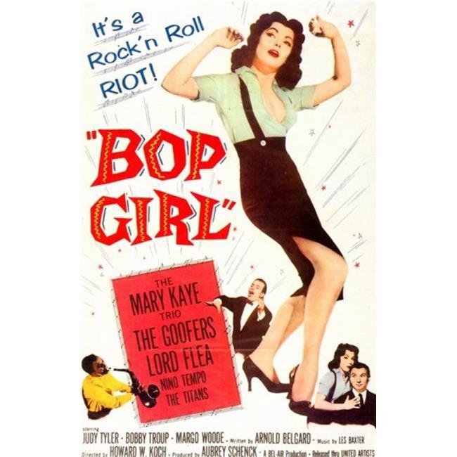 Posterazzi MOV200725 Bop Girl Movie Poster - 11 x 17 in. - image 1 de 1