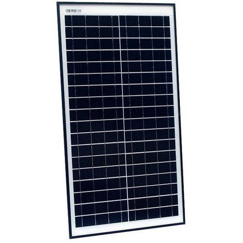 ALEKO SPU30W12V Monocrystalline Modules Solar Panel, 30W. 12V