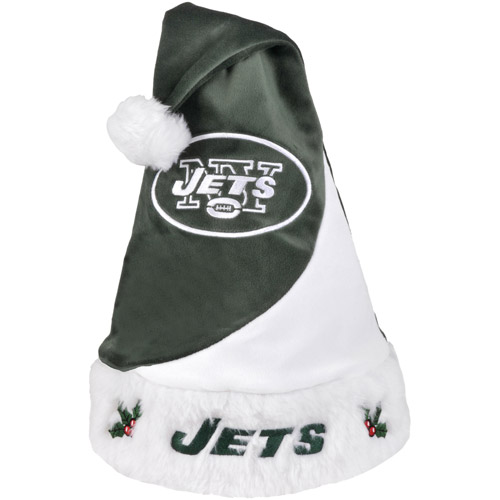 santa hat new york jets