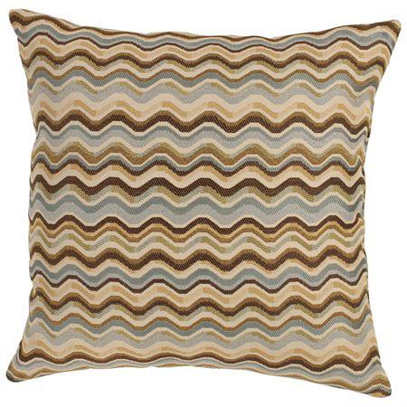Pillow Perfect Wave Throw Pillow