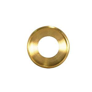 "ZORO SELECT 10F323 3//4/"" NPT Brass Swing Check Valve"