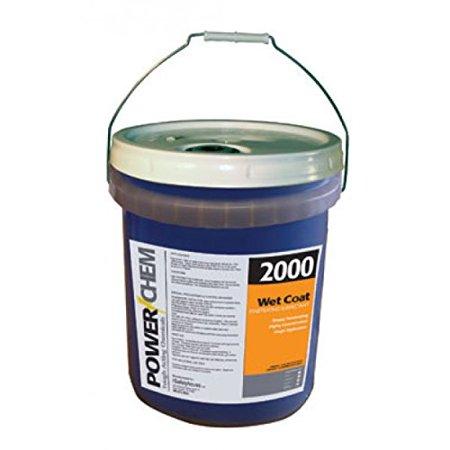 PowerChem Wet Coat Penetrating Surfactant 2000 (Amended Water) 5 Gallons