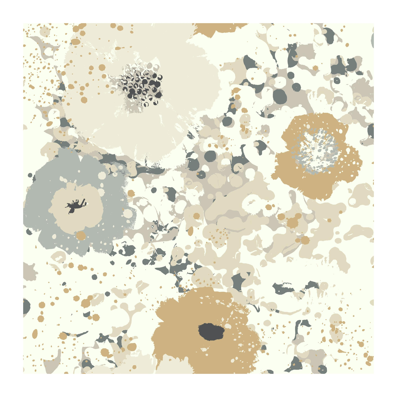 Spontaneity Wallpaper - Metallics