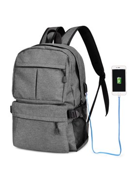 a2f927191ec5 Product Image Oxford Backpack Large Capacity Computer Backpacks Lightweight  School Shoulder Bag Casual Daypack with Charging Port