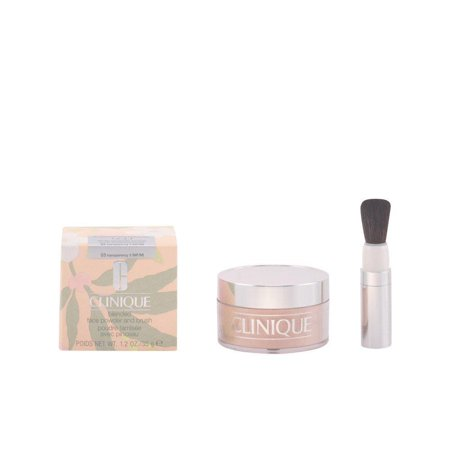 clinique blended face powder and brush, shade 03, 1.2 ounce Clinique Blended Face Powder Brush