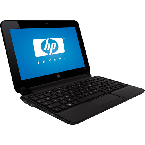 "Refurbished HP Mini 110-3731CL (10.1"" Atom N455 1.66 GHz  250 GB HDD  1 GB RAM  Win7  Black)"