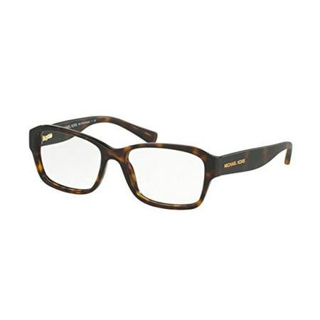 Eyeglasses Michael Kors Mk 4036 3207 Dark Tortoise