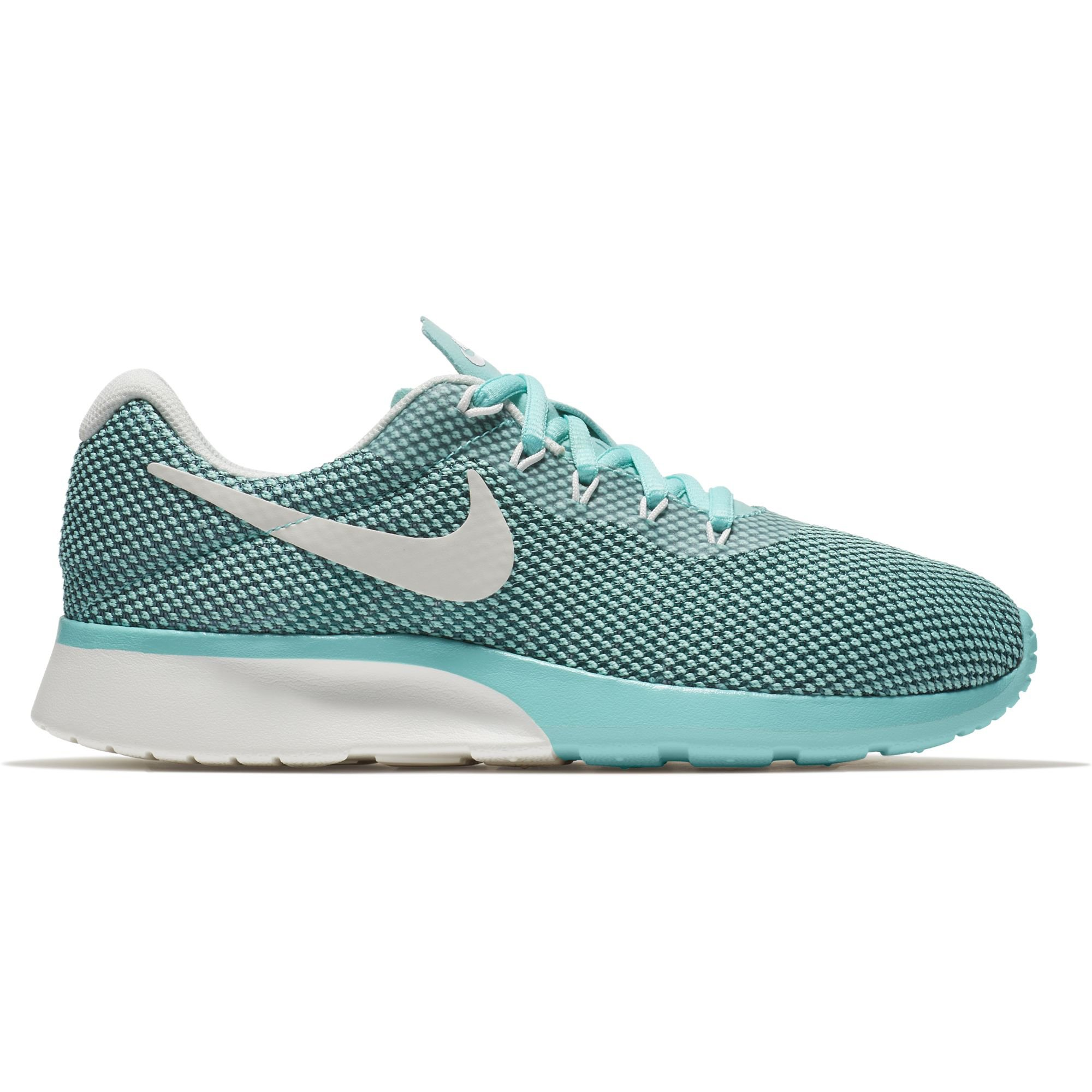 best service 8b593 270f4 ... shopping nike 921668 300 womens tanjun racer running shoe aurora green  walmart 9accd f01d9