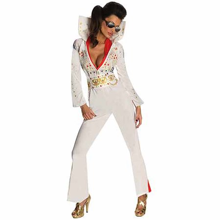 Elvis Presley Adult Halloween - Female Elvis Costumes