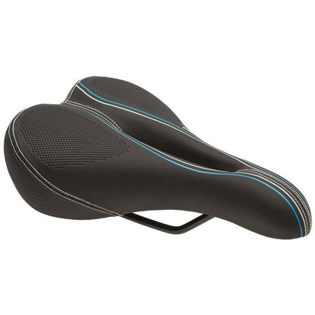 Bell Sports Comfort Sport Performance Bike Seat / Saddle, Black