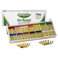 Crayola Oil Pastels Classpack, Pack Of 336
