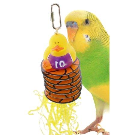 1132 Basketball Bird Toy ()
