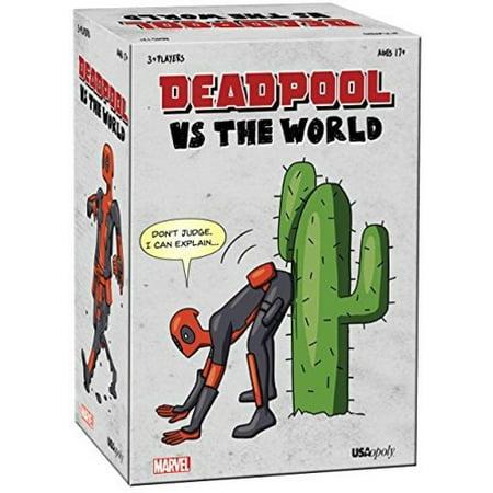 Cable Vs Deadpool (Deadpool Vs The World)