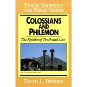 Colossians & Philemon- Teach Yourself the Bible Series - eBook