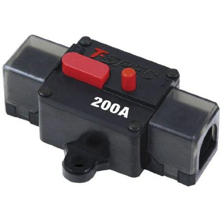 Circuit Spec (T-Spec V12-CBF200 T-SPEC CIRCUIT BREAKER 200 AMP)