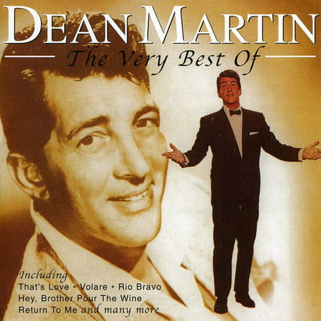 Very Best of Dean Martin (Best Dean Martin Song)