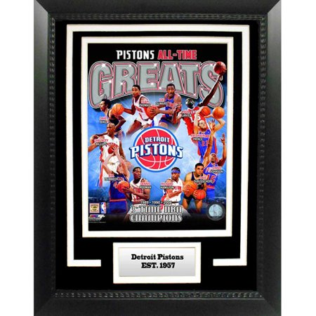 NBA Detroit Pistons Greats 11